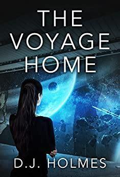 The Voyage Home (Voyage Home Saga Book 1) (English Edition)
