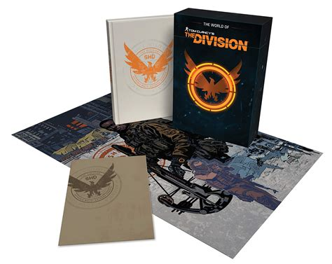 The World Of Tom Clancy S The Division Limited Edition