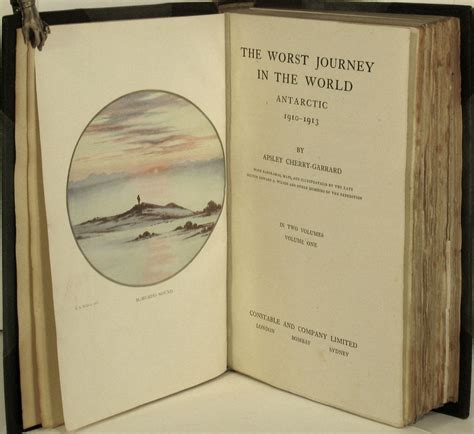 The Worst Journey In The World Antarctic 1910 1913 Explorers Club Classic