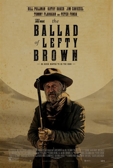 The ballad of lefty brown (2017) online