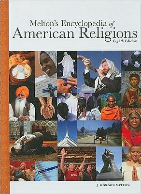 The encyclopedia of American religions, first edition
