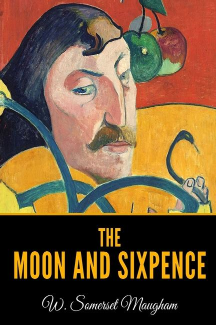 The moon and six pence