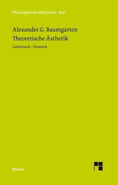 Theoretische Asthetik