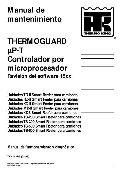 Thermo King Ts500 Manual