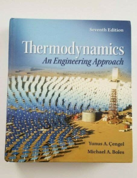 Thermodynamics Cengel 7th Edition Tables