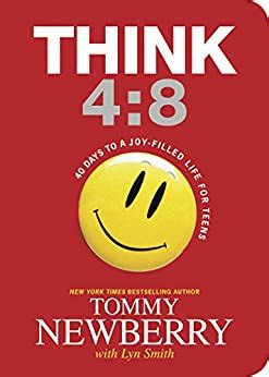 Think 4 8 40 Days To A Joy Filled Life For Teens English Edition