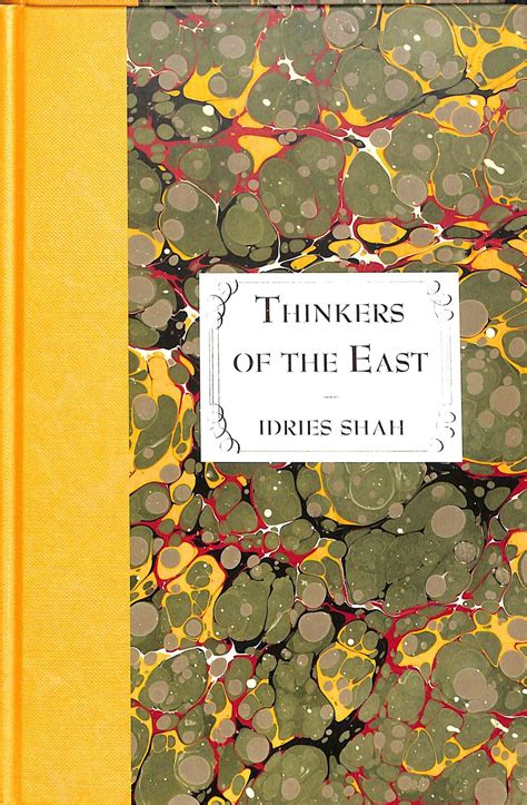 Thinkers Of The East English Edition