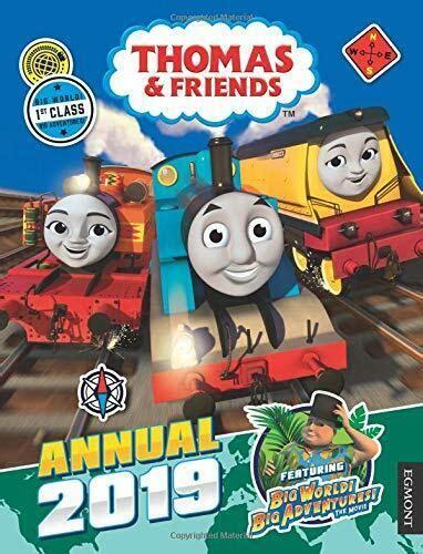 Thomas & Friends: Annual 2019 (Annuals 2019)