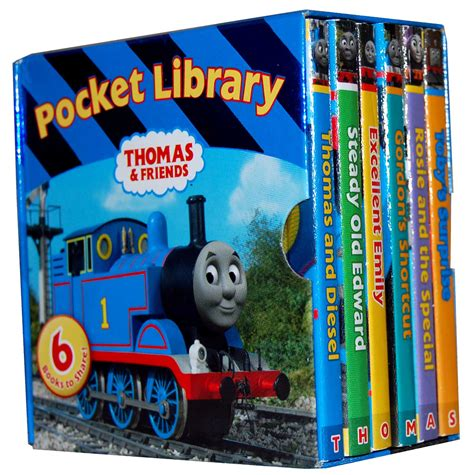 Thomas And Friends Pocket Library