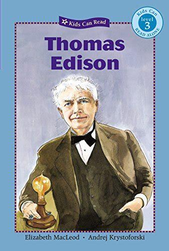 Thomas Edison Kids Can Read Level 3