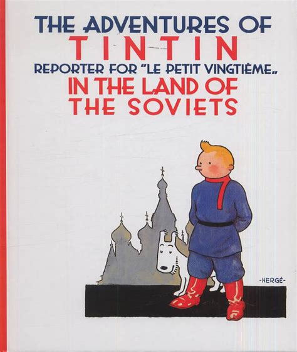 Tintin Chez Les Anglais