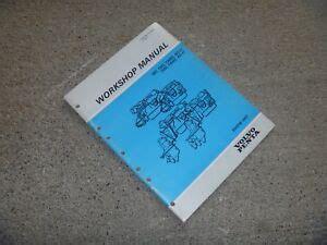 Tmd41 Workshop Manual