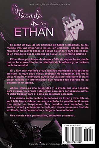 Tocamela Otra Vez Ethan Novela Romantica Y Erotica