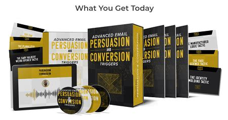 Todd Brown – 24 ADVANCED Email Persuasion & Conversion Triggers