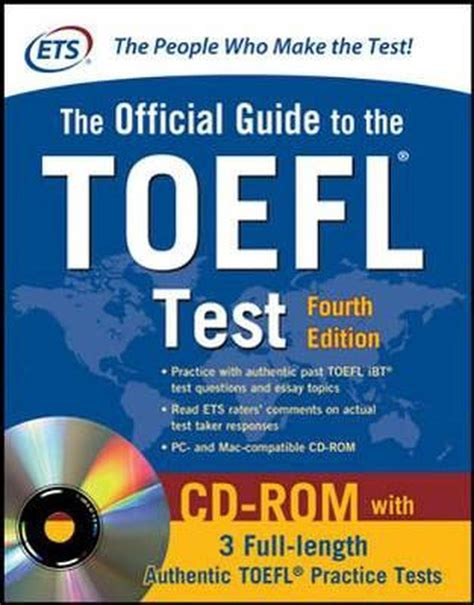 Toefl Ets Official Guide Cd