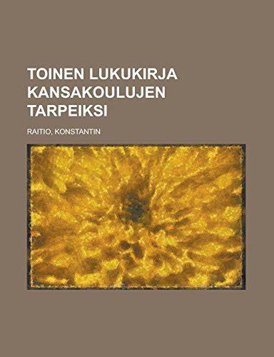 Toinen Lumimyrsky Finnish Edition