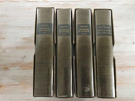 Tolstoi Journaux Et Carnets