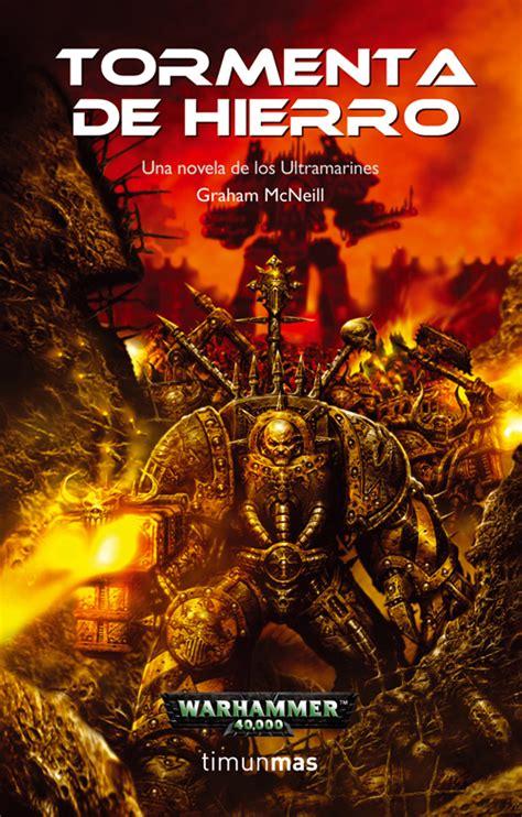 Tormenta De Hierro No Warhammer 40000