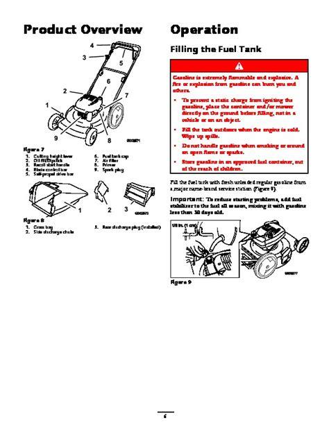 Toro Mower Owners Manual