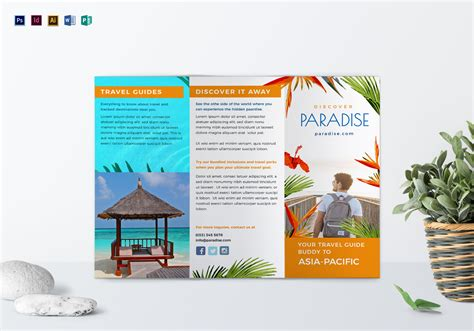 Tour Guide Pamphlet Sample