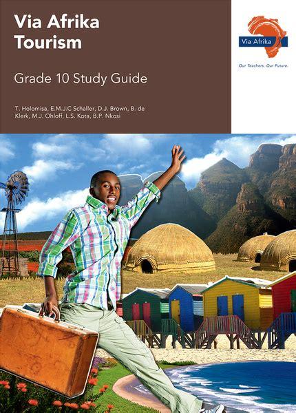 Tourism Study Guide