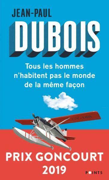 Tous Les Hommes N Habitent Pas Le Monde De La Meme Facon