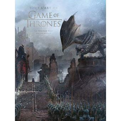 Tout L Art De Game Of Thrones