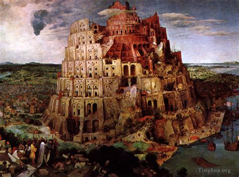 Tower Of Babel Paintings Collection English Edition