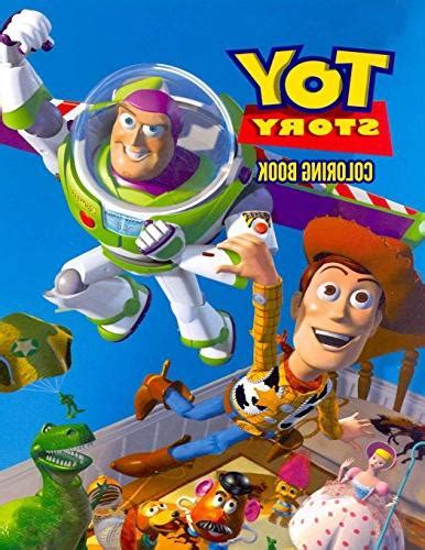 Toy Story Coloring Book Coloring Book For Kids And Adults This Amazing Coloring Book Will Make Your Kids Happier And Give Them Joy