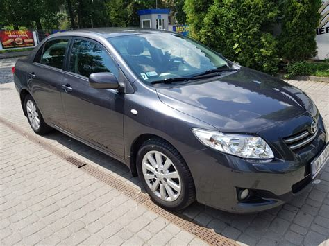 Toyota Corolla E15 Manual