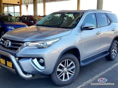 Toyota Fortuner Service Manual 2017