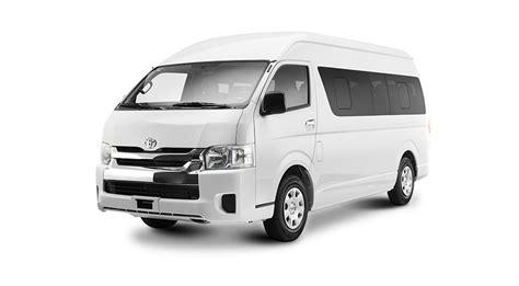 Toyota Hiace 2018 Owners Manual