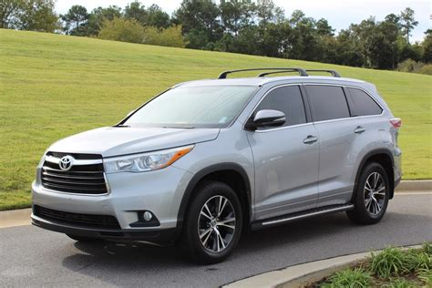 Toyota Kluger 2016 Manual