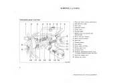 Toyota Matrix 2004 Owners Manual