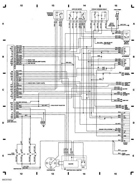 Toyota Pickup Wiring Schematic