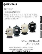 Tr 60 Owner Manual