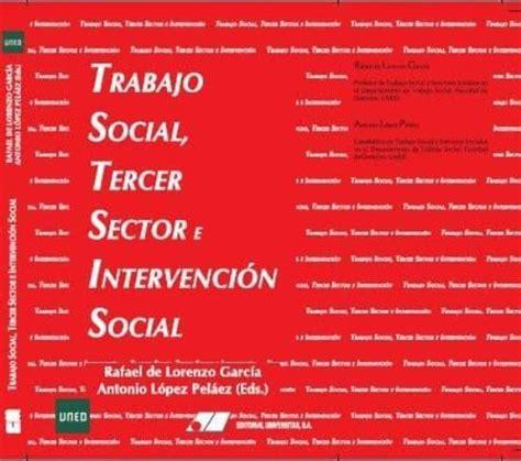 Trabajo Social Tercer Sector E Intervencin Social