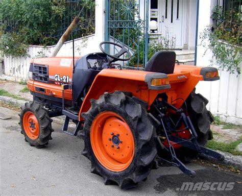 Tractor Manual Kubota Gl 21