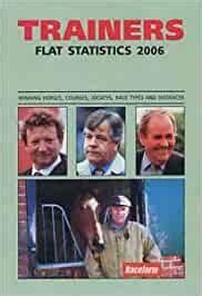 Trainers Flat Statistics 2006