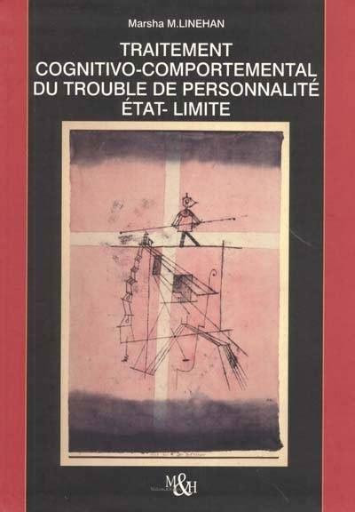 Traitement Cognitivo Comportemental Du Trouble De La Personnalite