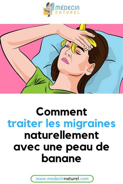 Traiter naturellement les migraines