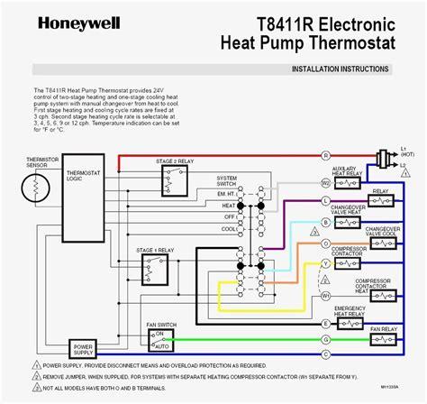 Trane Heat Pump Electrical Schematic
