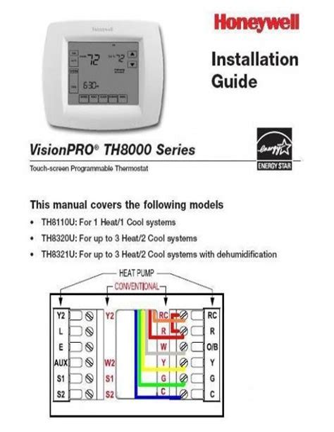 Trane Heat Pump Installation Manual