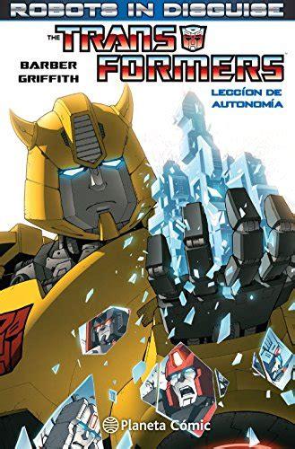 Transformers Robots In Disguise No 01 05 Leccion De Autonomia