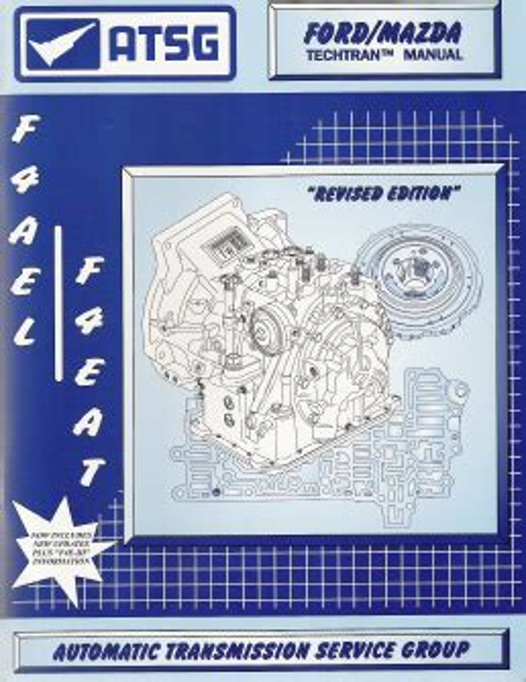 Transmission Repair Manual F4eat