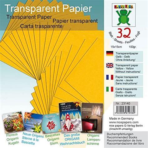 Transparentpapier Gelb 7 5x15 Cm Material Fur Festliche Fenstersterne Zur Advents Und Weihnachtszeit Und Neue Origami Sterne A La Bascetta