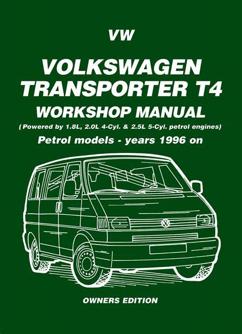 Transporter T4 Manual