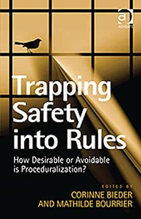 Trapping Safety into Rules: How Desirable or Avoidable is Proceduralization?