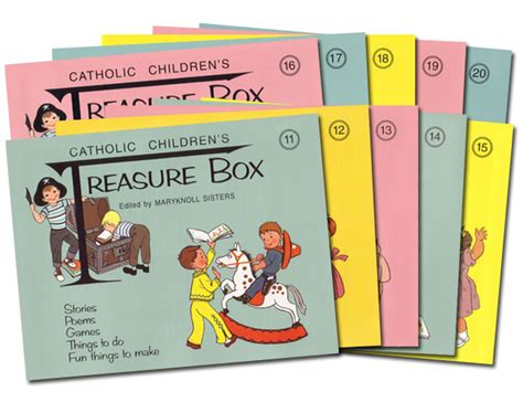 Treasure Box: Book 1 (Catholic Children's Treasure Box)