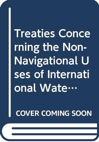 Treaties concerning the non-navigational uses of international watercourses, Asia